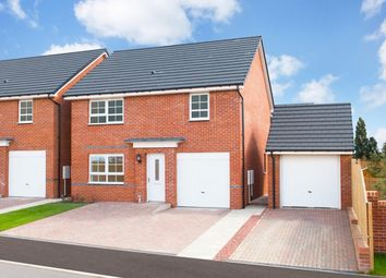"Thumbnail 4 bedroom detached house for sale in ""Windermere"" at Coulson Street, Spennymoor"