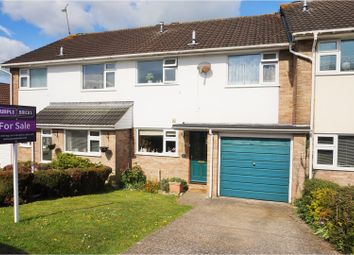 Thumbnail 3 bed terraced house for sale in Rushcombe Way, Wimborne