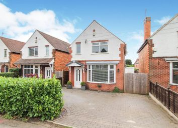 Thumbnail 3 bed detached house for sale in Havenbaulk Lane, Littleover, Derby