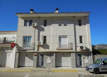 Thumbnail 3 bed town house for sale in Alfauir, Costa Blanca, Valencia, Spain