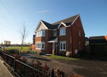 Thumbnail 5 bed detached house for sale in King George Avenue, Biddenham, Bedford