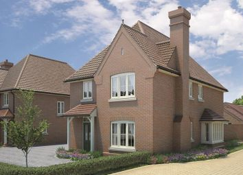 Thumbnail 4 bed detached house for sale in Barleyfields, Thorpe Road, Weeley, Clacton-On-Sea