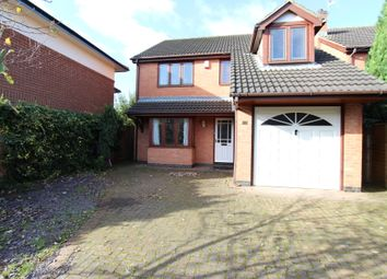 Thumbnail 4 bedroom detached house to rent in Douglas Road, Long Eaton