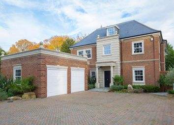 Thumbnail 5 bed detached house for sale in Warren Drive, Kingswood, Tadworth