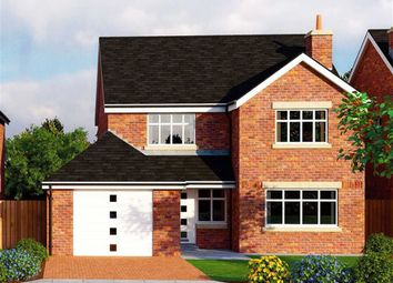 Thumbnail 4 bed detached house for sale in Plot 4, Bridge View Close, Longton, Preston