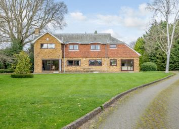 Thumbnail 4 bed detached house for sale in The Warren, Harpenden, Hertfordshire
