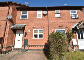 Thumbnail 2 bed terraced house for sale in Badger Gardens, Worcester