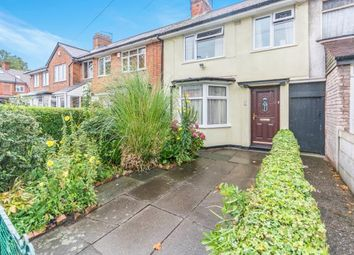 Thumbnail 3 bed terraced house for sale in Shaftmoor Lane, Acocks Green, Birmingham, West Midlands