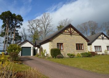 Thumbnail 2 bed detached bungalow for sale in 9 Grant Place, Firhall, Nairn, Highland