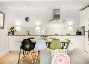 Thumbnail 2 bed terraced house to rent in Oldacre Mews, London