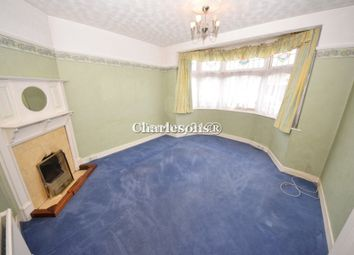 Thumbnail 3 bed semi-detached house to rent in Gantshill Crescent, Ilford
