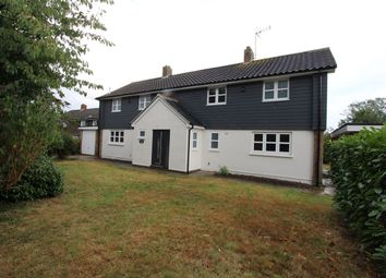 Thumbnail 4 bed detached house to rent in High Street, Ingatestone