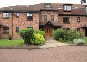 Thumbnail 2 bedroom flat for sale in Parrs Wood Road, Manchester