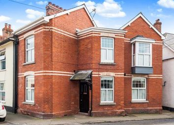 Thumbnail 3 bed end terrace house for sale in Cullompton, Devon, England
