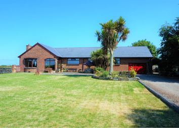 Thumbnail 4 bed detached bungalow for sale in Killaughey Road South, Newtownards