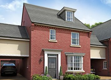 "Thumbnail 4 bed detached house for sale in ""Bayswater"" at Sir Williams Lane, Aylsham, Norwich"