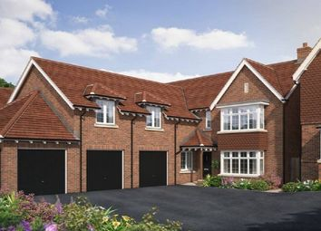 "Thumbnail 5 bed detached house for sale in ""The Ramsay"" at Park Road, Hagley, Stourbridge"