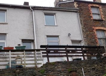 Thumbnail 2 bedroom terraced house for sale in Commercial Road, Llanhilleth, Abertillery