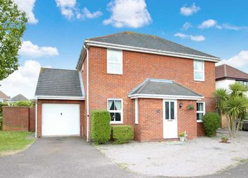 Thumbnail 3 bed detached house for sale in Rowarth Avenue, Kesgrave, Ipswich