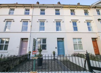 4 bed terraced house for sale in 12 Albion Terrace, Douglas IM1