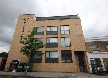 Thumbnail 1 bedroom flat to rent in Boleyn Road, London, Dalston