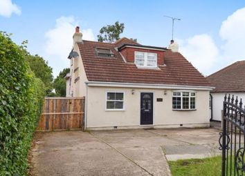 Thumbnail 3 bed bungalow for sale in North Road, Havering Atte Bower, Essex