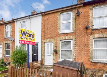 Thumbnail 2 bed terraced house for sale in Pembury Road, Tonbridge, Kent