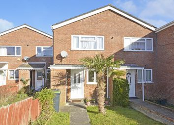 Thumbnail 2 bed terraced house for sale in Thames Close, Ferndown
