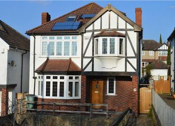 Thumbnail 4 bed detached house to rent in Falcondale Road, Westbury-On-Trym, Bristol