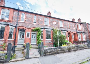 Thumbnail 3 bed terraced house for sale in Beech Road, Hale, Altrincham