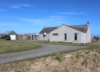 Thumbnail 3 bed detached bungalow for sale in North End, Sanday, Orkney
