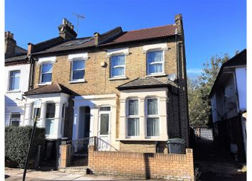 Thumbnail 3 bed end terrace house for sale in Queens Road, Bounds Green