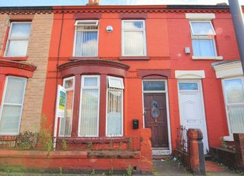 Thumbnail 3 bedroom terraced house for sale in Prescot Road, Old Swan, Liverpool