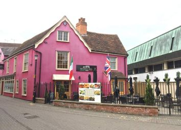 Thumbnail Restaurant/cafe for sale in Museum Street, Colchester