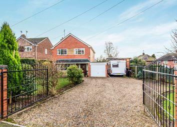 Thumbnail 3 bedroom detached house for sale in Tenford Lane, Tean, Stoke-On-Trent