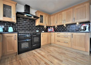 Thumbnail 3 bed detached bungalow for sale in Lawnswood Crescent, Marton, Blackpool, Lancashire