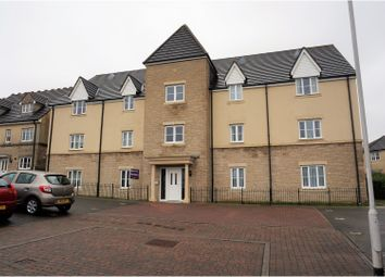 Thumbnail 2 bed flat for sale in Claytonia Close, Plymouth