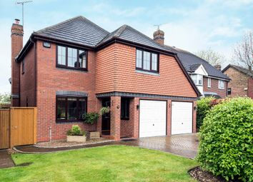 Thumbnail 4 bed detached house for sale in Warwick Road, Southam
