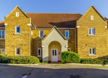 Thumbnail 2 bed flat for sale in Gudgeon Crescent, Rochester, Medway