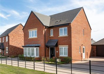 "Thumbnail 4 bed detached house for sale in ""Hampton"" at Burton Road, Streethay, Lichfield"