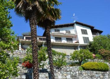 Thumbnail 5 bed property for sale in Lesa, Novara, Lake Maggiore, Piemonte