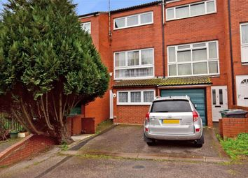 Thumbnail 3 bedroom town house for sale in Stow Crescent, Walthamstow, London