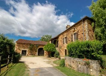 Thumbnail 4 bed property for sale in Loubejac, Dordogne, France