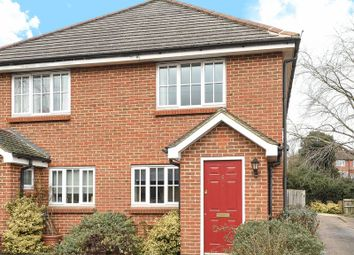 Thumbnail 2 bed semi-detached house for sale in Portland Road, Dorking