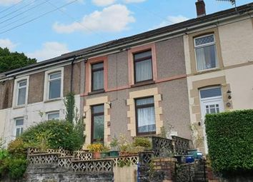 Thumbnail 3 bed terraced house to rent in Brynawel, Crynant, Neath