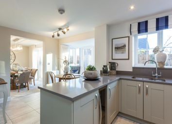 """Thumbnail 4 bedroom detached house for sale in """"Cambridge"""" at Church Road, Webheath, Redditch"""