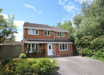Thumbnail 5 bedroom detached house for sale in Dalefoot Close, Swindon, Wilts
