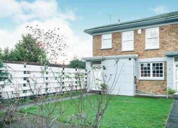 Thumbnail 3 bed end terrace house for sale in Warwick Drive, London
