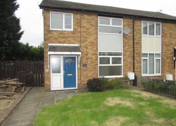 Thumbnail 2 bed semi-detached house to rent in Parkhill Grove, Eastmoor, Wakefield