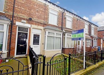 Thumbnail 2 bed terraced house for sale in Cardigan Avenue, De La Pole Avenue, Hull, East Yorkshire